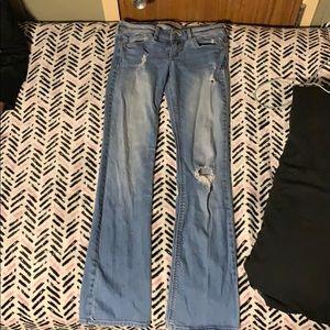 Hollister Bell Bottom Jeans